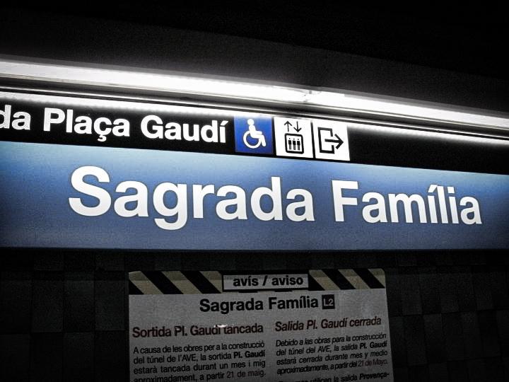 Ziel klar: Sagrada Família