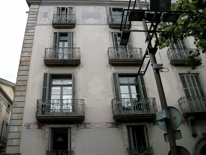 Noch mehr Häuserfassaden!