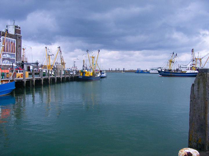 Der Hafen von Breskens