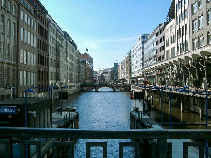 Hamburg heißt ja nicht umsonst
