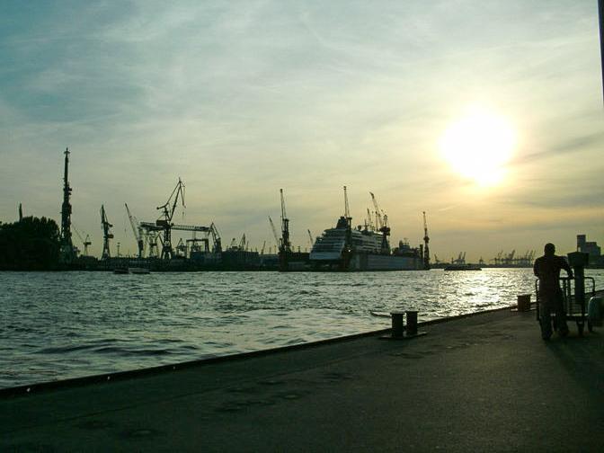 Eines meiner Lieblingsbilder aus Hamburg