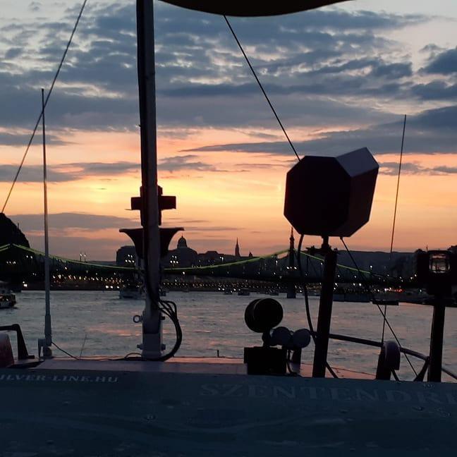 Schiffstour auf der Donau