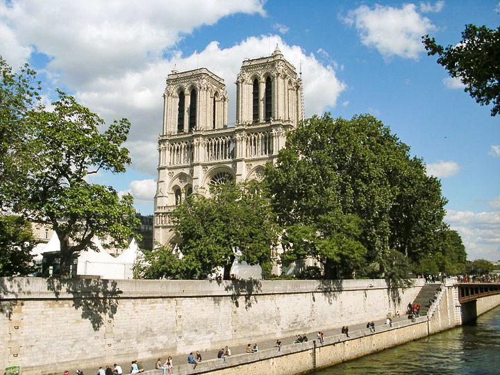 Notre Dame, leider muss man sagen