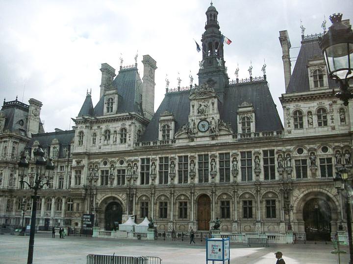 Das Hôtel de Ville