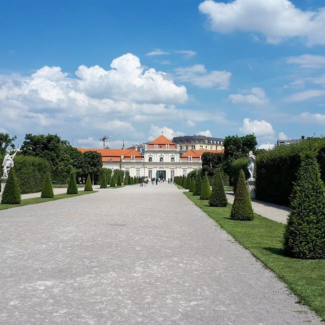 Das untere Belvedere
