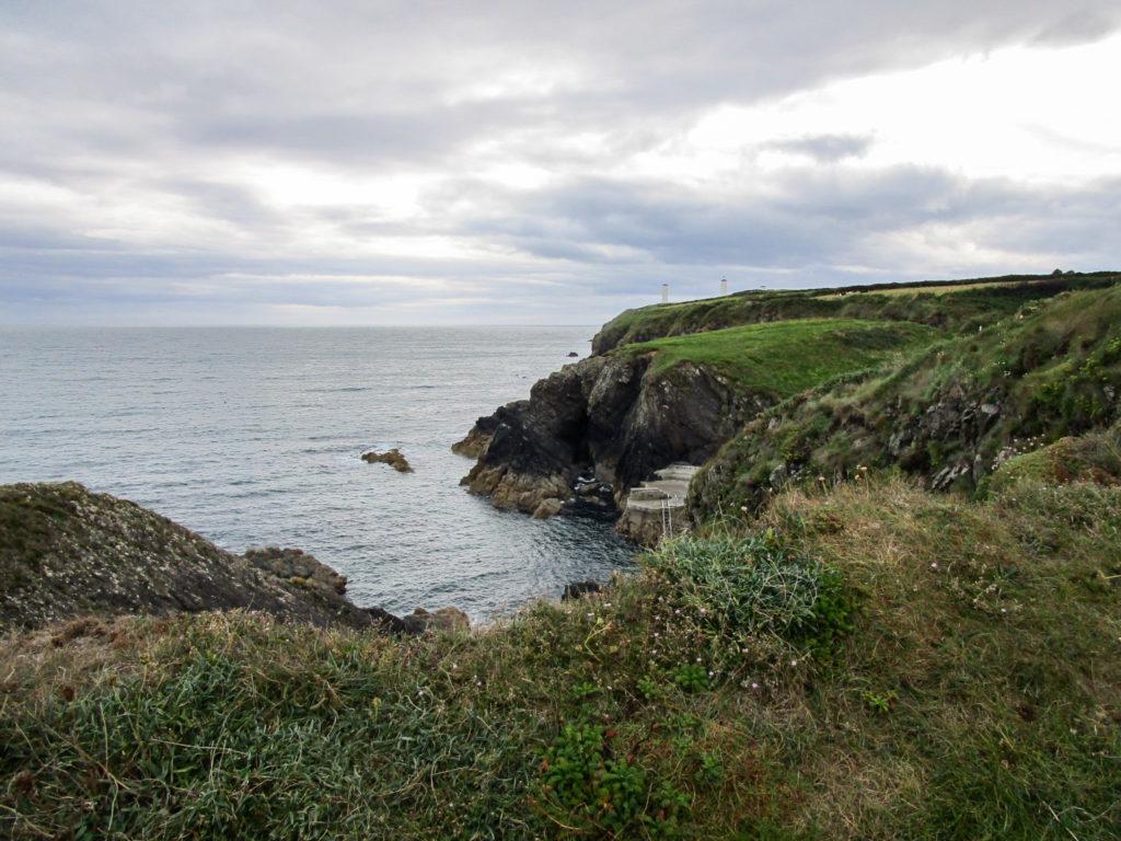 Die grüne Küste bei Tramore