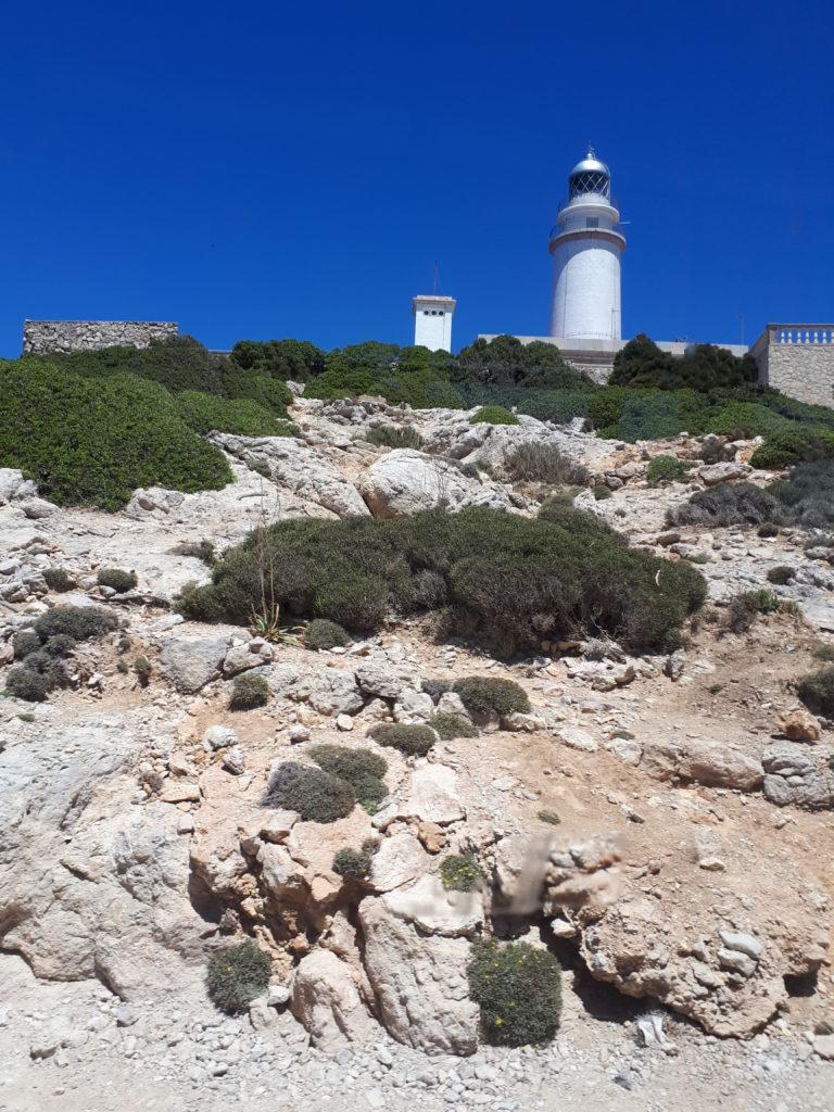 Der Leuchtturm am Cap de Formetor