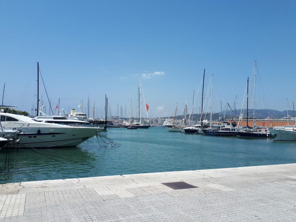 Yachthafenfeeling