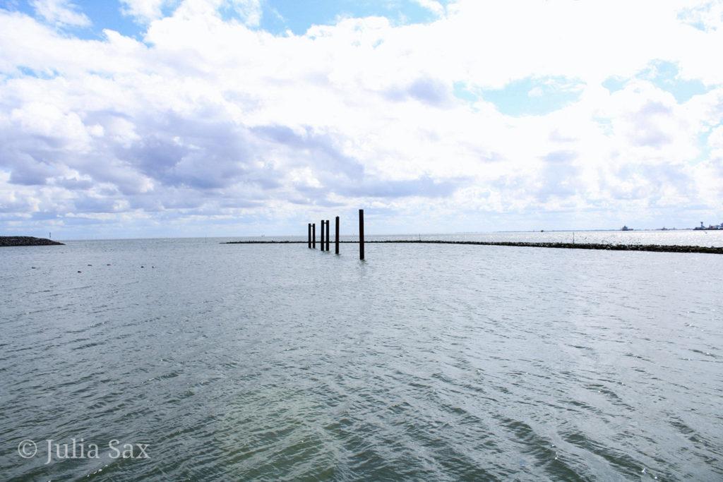An der Nordseeküste / Elbmündung